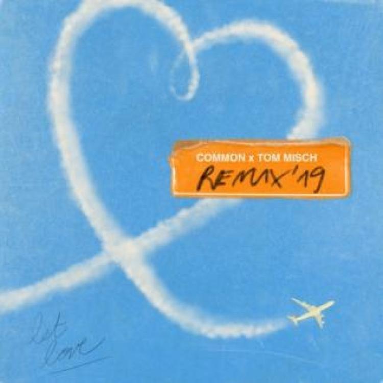 Common & Tom Misch - My Fancy Free Future Love