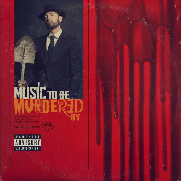 Eminem - Music To Be Murdered By Album