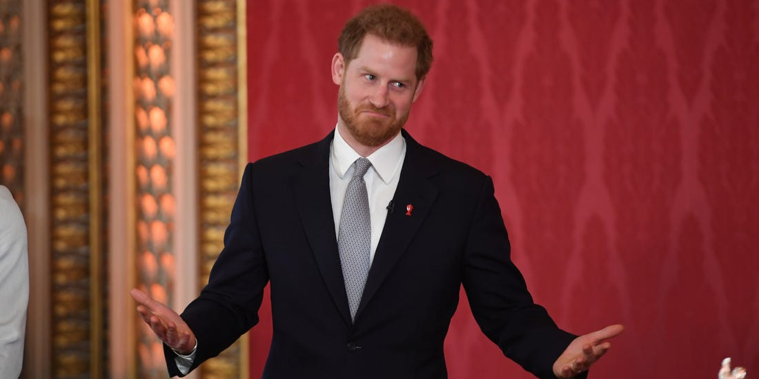 Prince Harry Finally Breaks Silence Following Royal Split Announcement