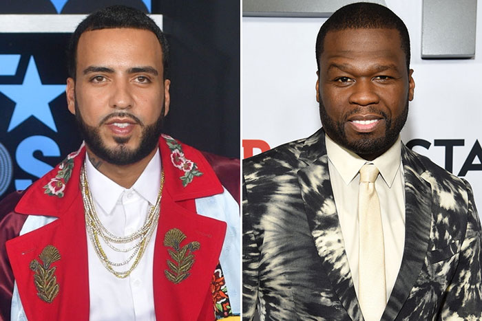French Montana Calls 50 Cent A 'Real Life Rat'