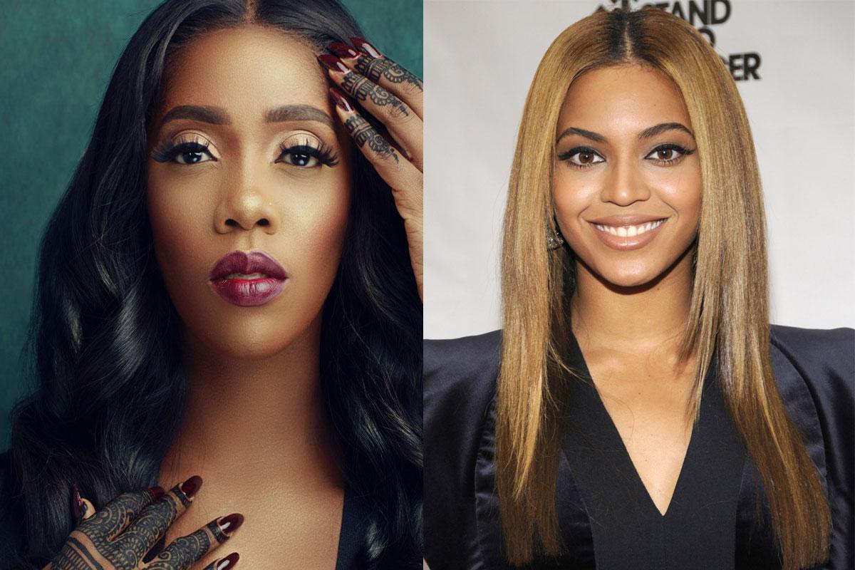 Tiwa Savage Begs Beyonce To Support #EndSARs