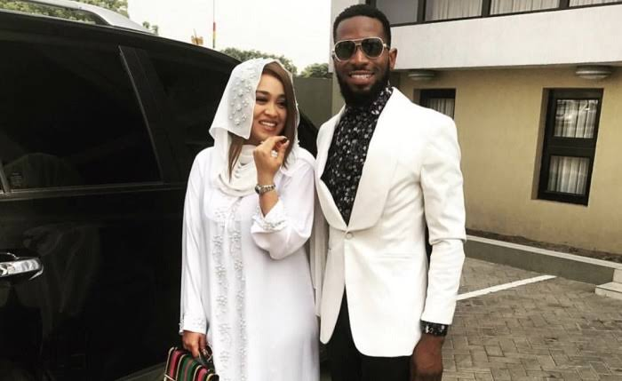 D'banj and Wife welcomes New born Baby girl