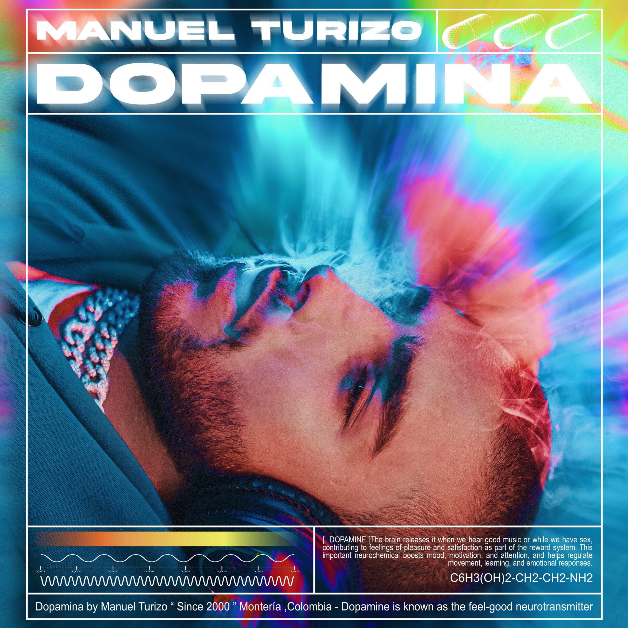 "Manuel Turizo New Album ""DOPAMINA"""