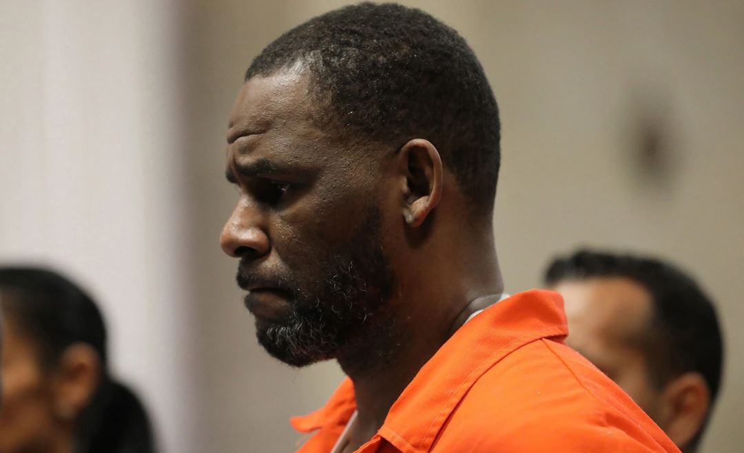 R. Kelly Found Guilty of Racketeering